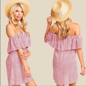 Show Me Your MuMu Dresses - Show Me Your MuMu Dress • Size Small